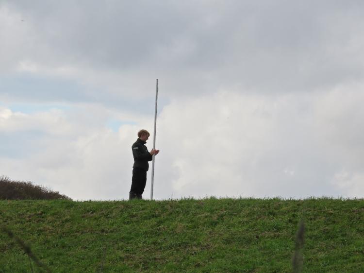 Surveyor male