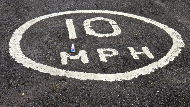 10 mph and Tipp-Ex