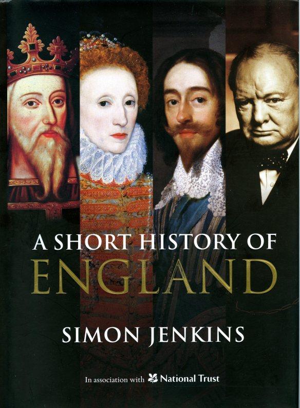 History of England jacket