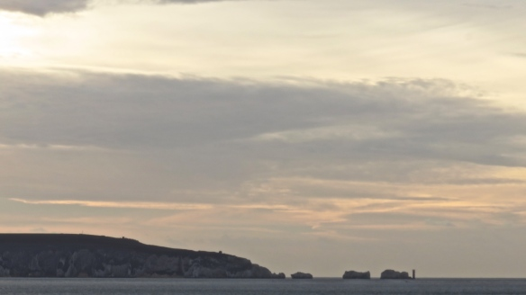 Isle of Wight, Needles, lighthouse