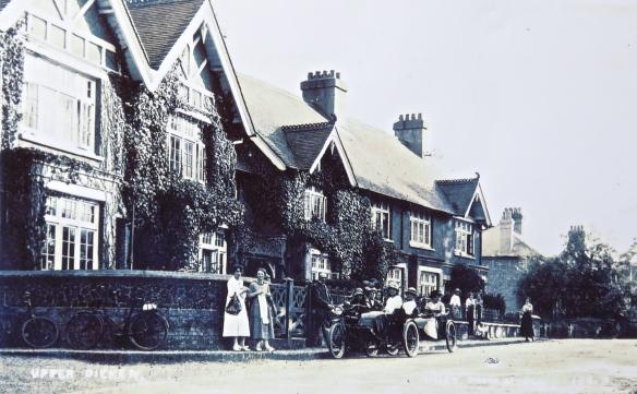 Elm Cottages c1910