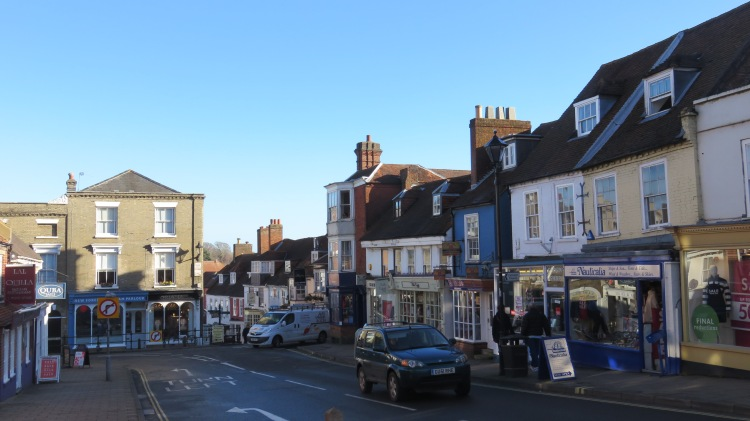 High Street and Quay Hill