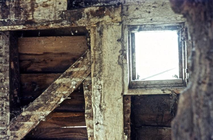Inside deserted house 3.68 2