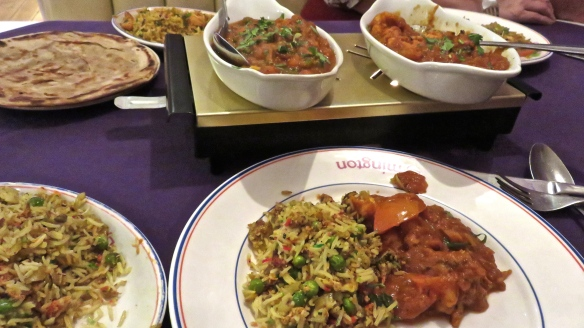 Lal Quilla meal