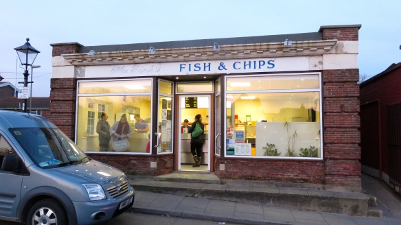Mr Pink's Fish & Chips