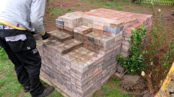 Paving bricks 1