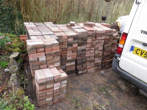 Paving bricks 2