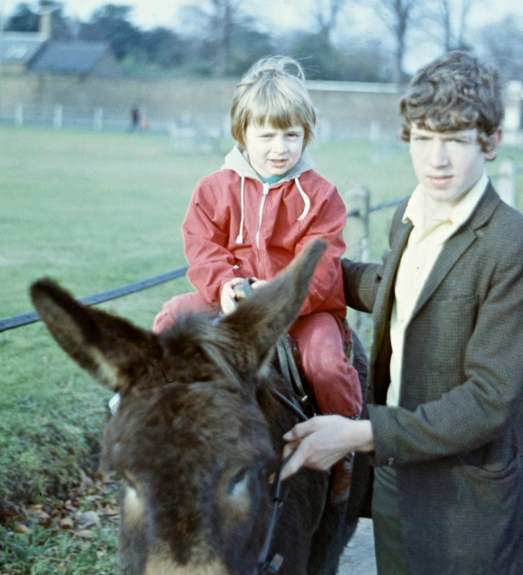 Matthew on donkey 11.72