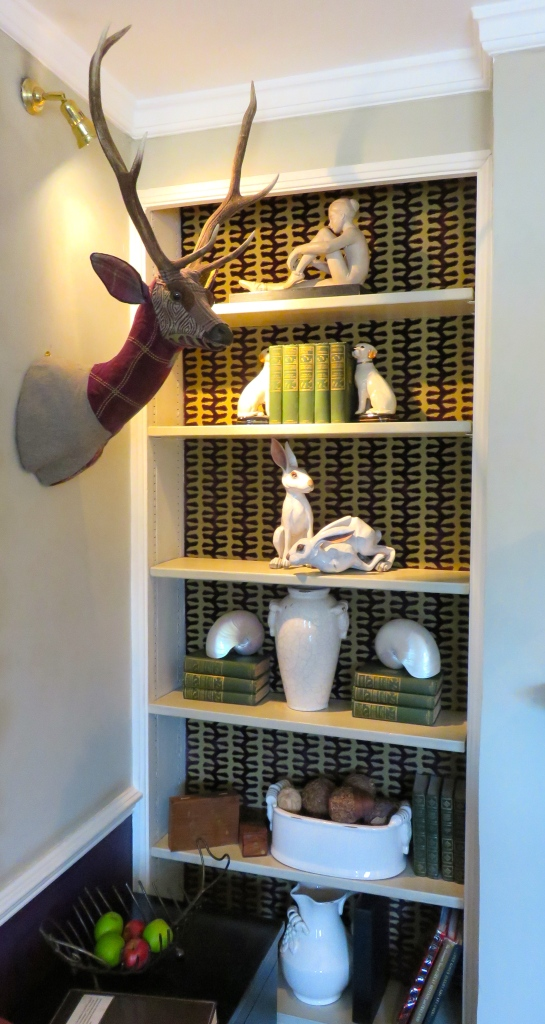 Shelf arrangement