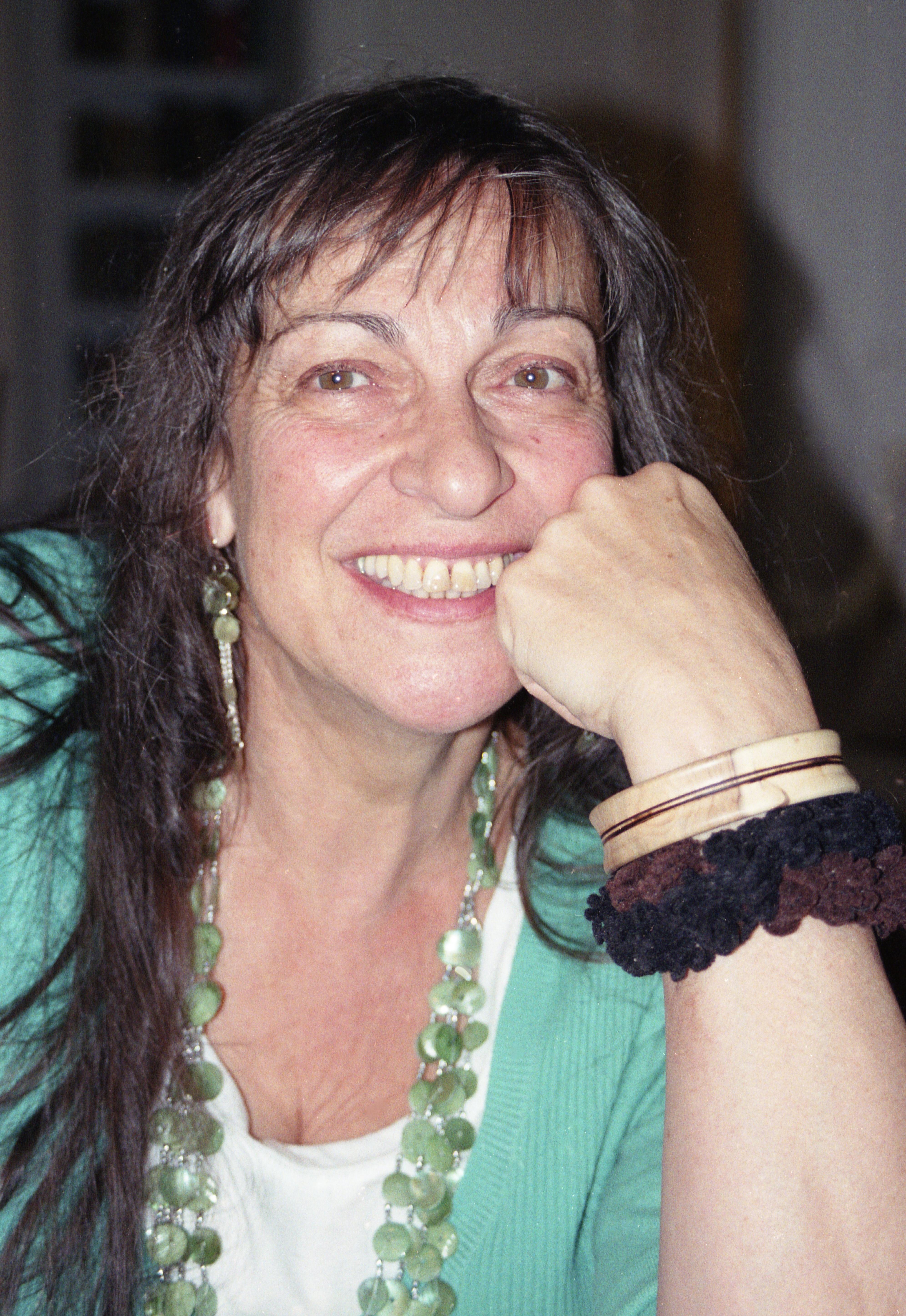 Guardian Columnist Jackie Ashley Jackie