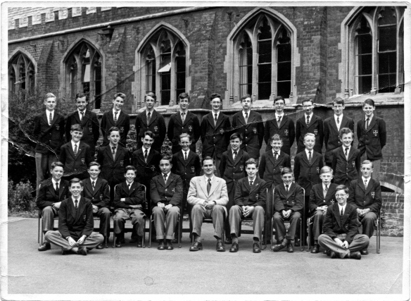 Wimbledon College school photo c1956