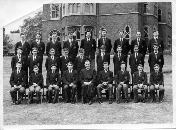 Wimbledon College school photo c1957