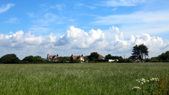 Clouds over Downton