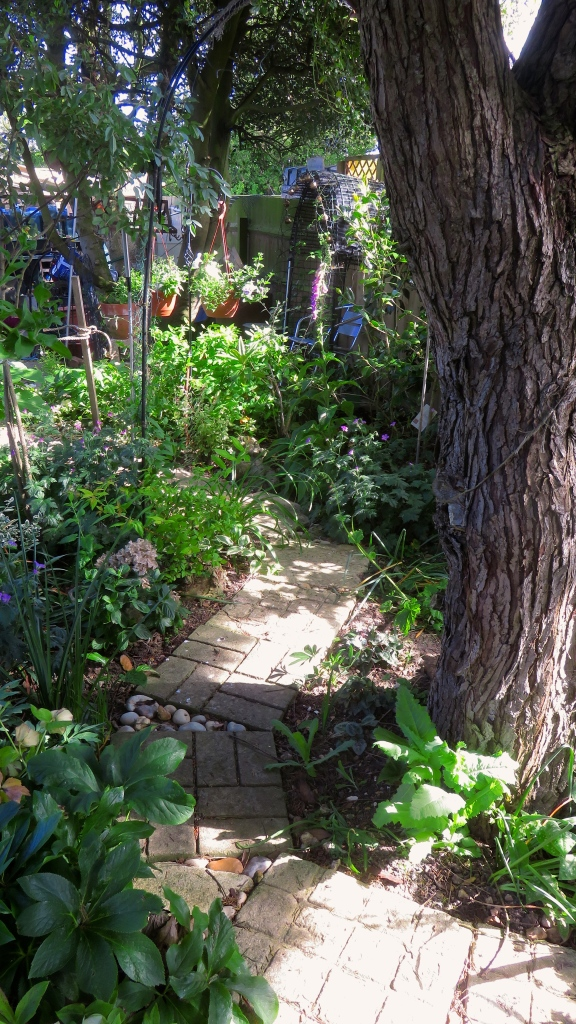 Head gardener's path