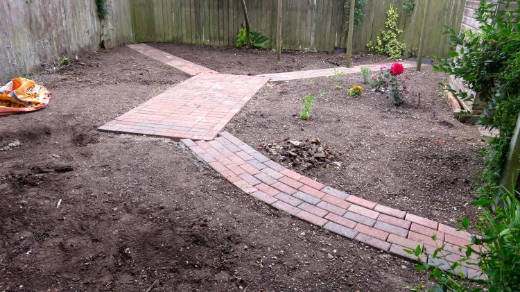 Rose garden stage 4