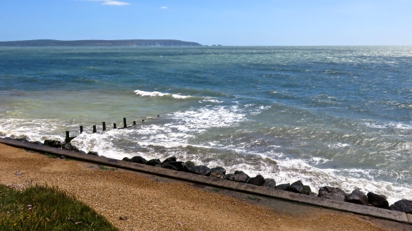 Seascape with Isle of Wight