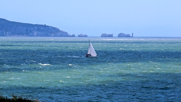 Yacht and Isle of Wight
