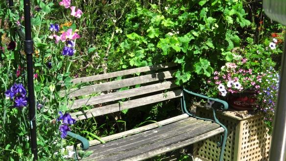 Dump bench
