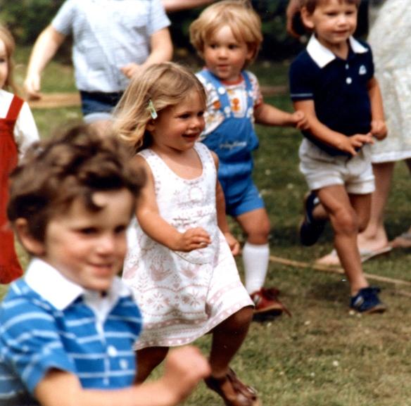 Louisa racing 1985
