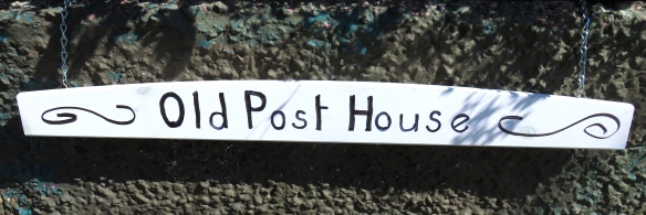 Old Post House sign