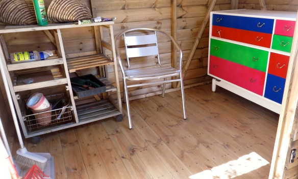 Shed furnishings
