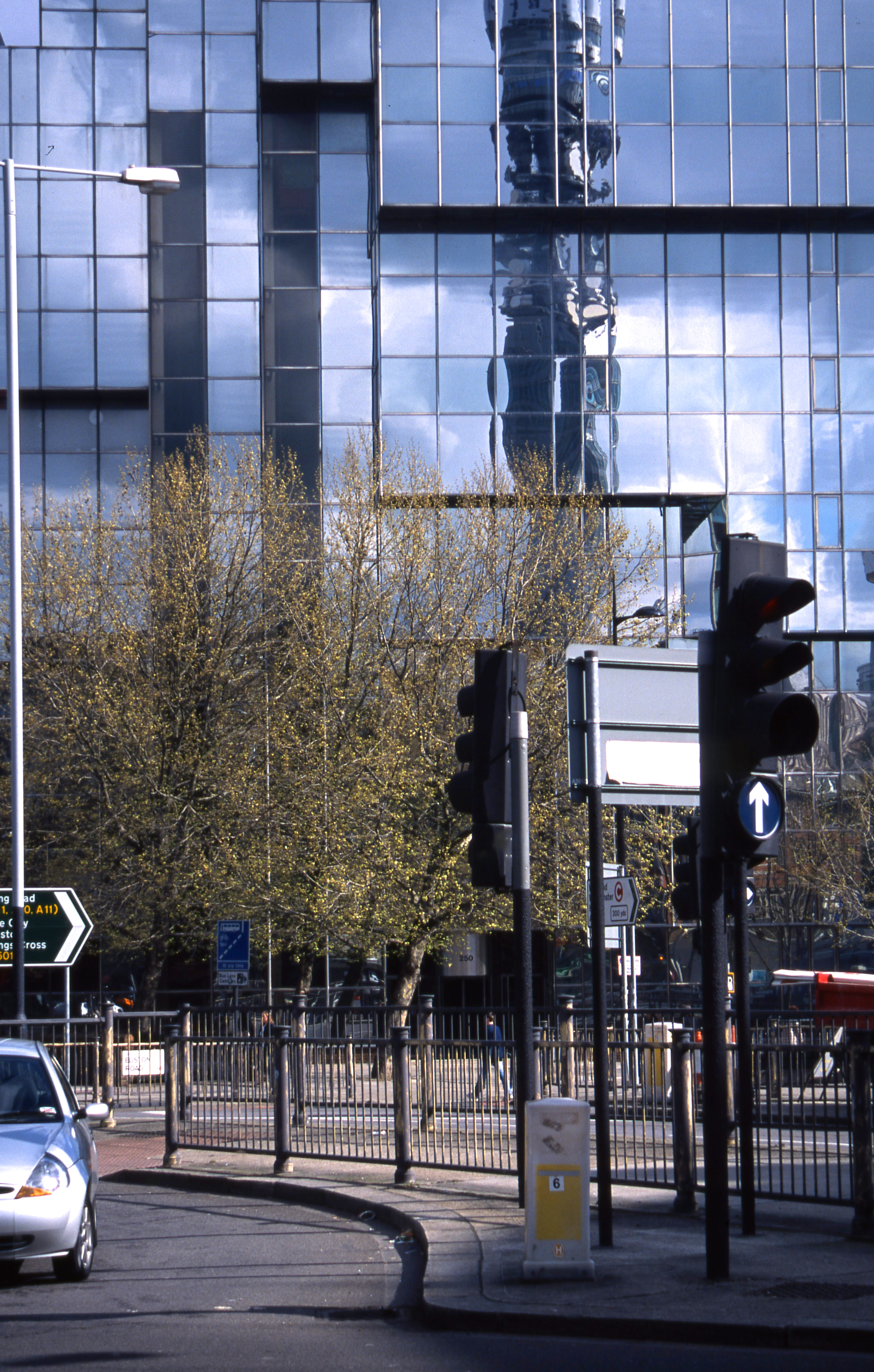 London Reflections Derrickjknight