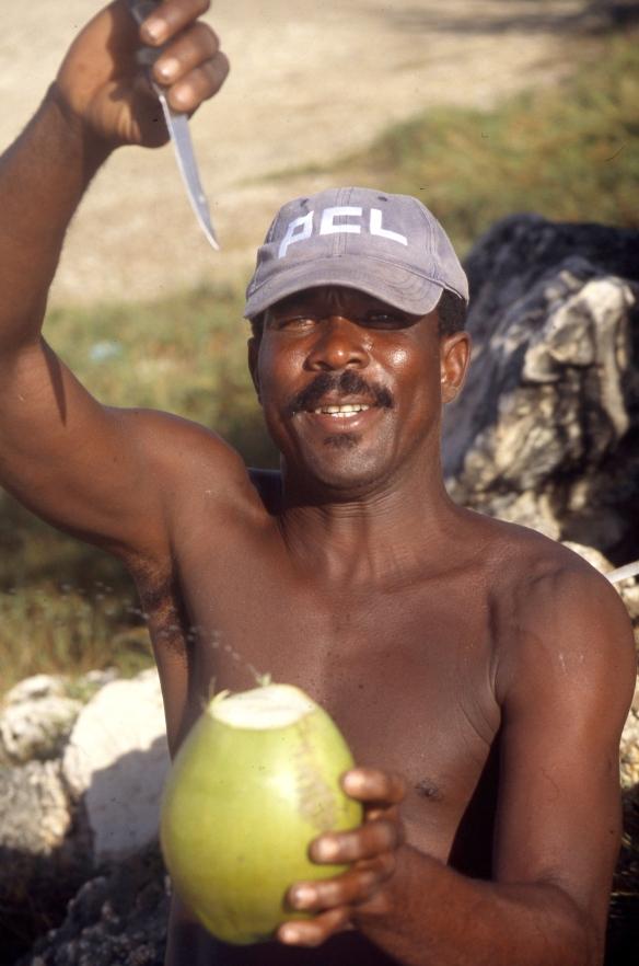 Coconut cutting 5.04