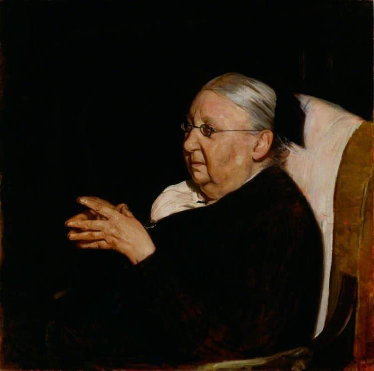 (c) Elizabeth Banks; Supplied by The Public Catalogue Foundation