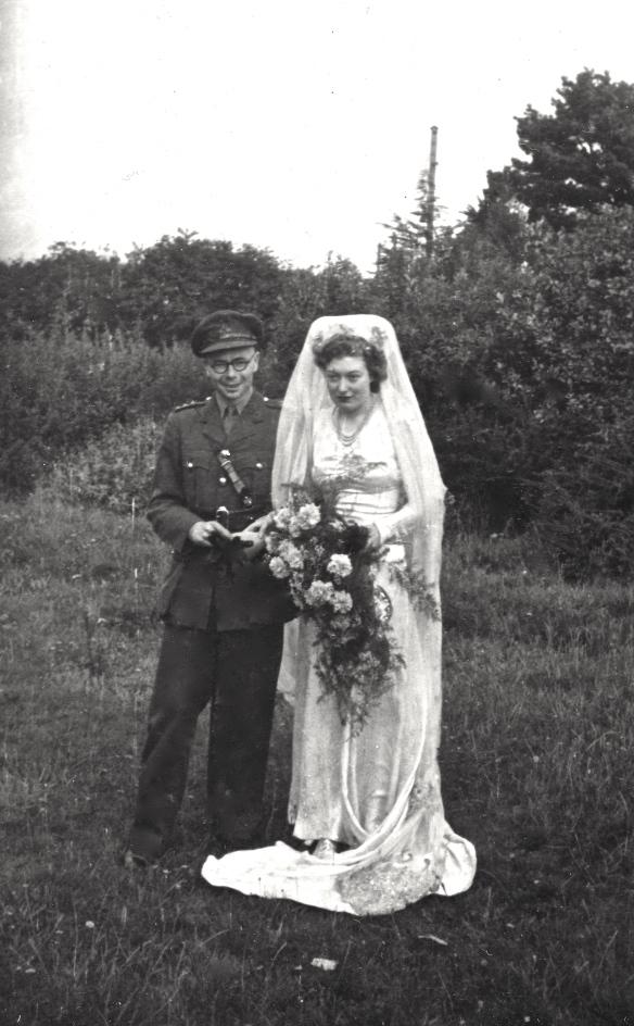 Salinger Wedding 15.9.45 002