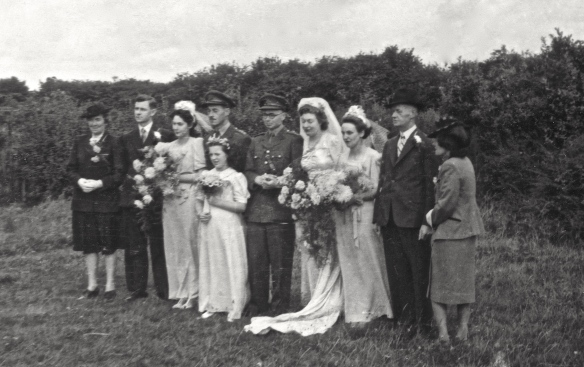 Salinger Wedding 15.9.45 003
