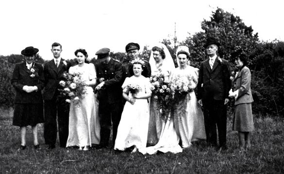 Salinger Wedding 15.9.45 004