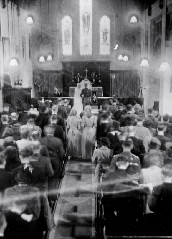 Salinger Wedding 15.9.45 007