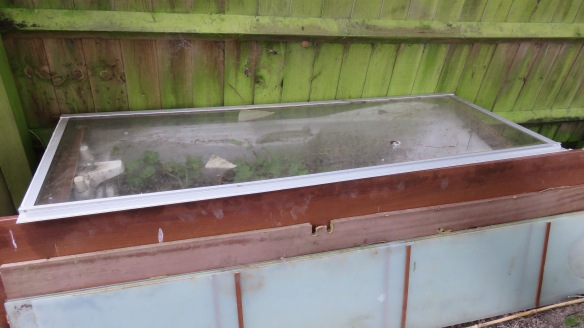 Bath cold frame