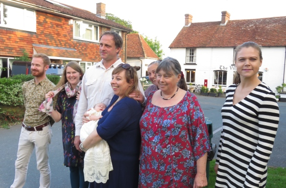 Chris NZ, Kate, Matt, Poppy, Tess, Jackie, Claire, Jo