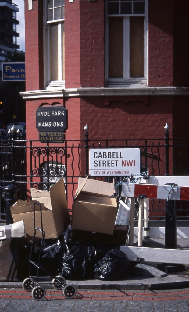 Cabbell Street NW1