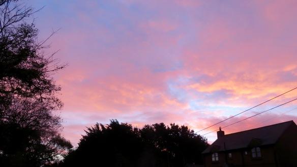 Dawn skies 1