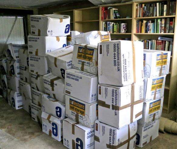 Garage library