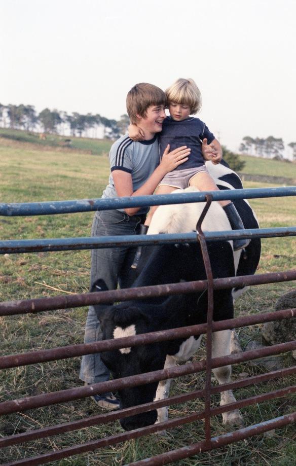Matthew and Sam 1983 2