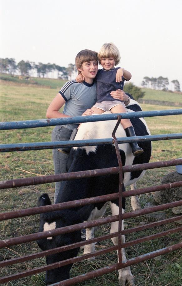 Matthew and Sam 1983