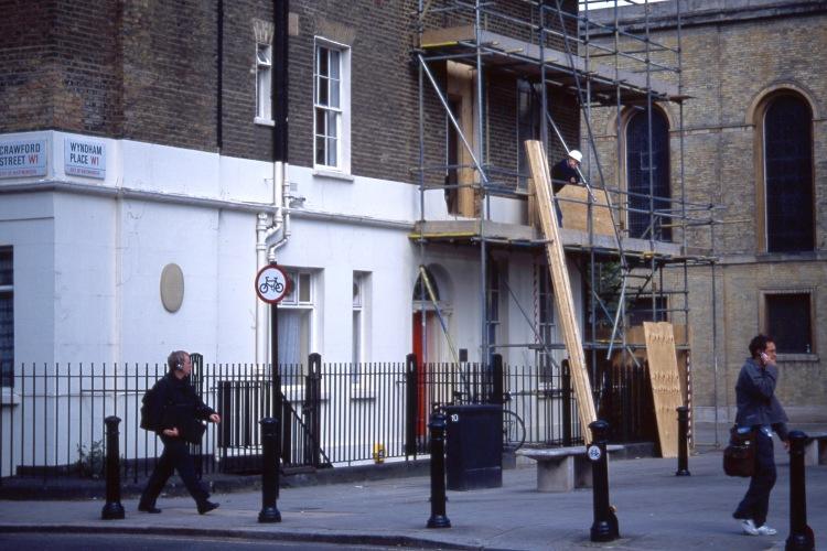 Wyndham Place/Crawford Street W1