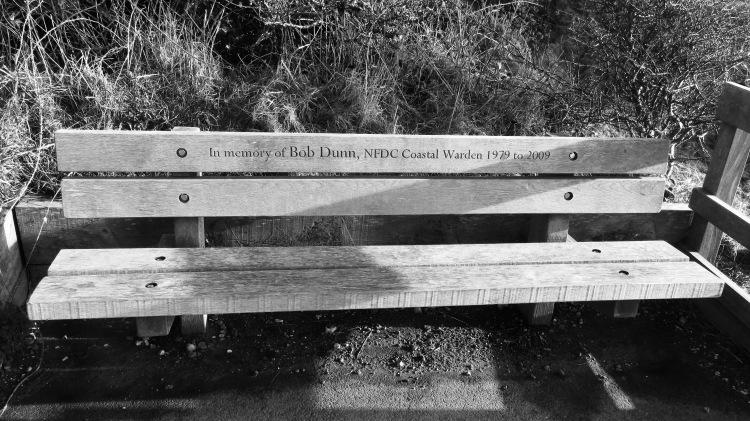 Bob Dunn's bench