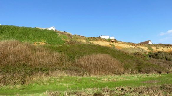 Building on clifftop