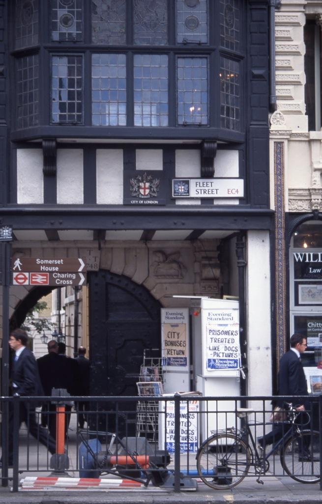 Fleet Street EC4