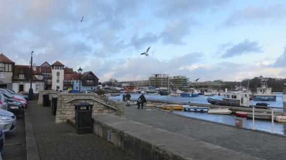 Lymington Quay 2