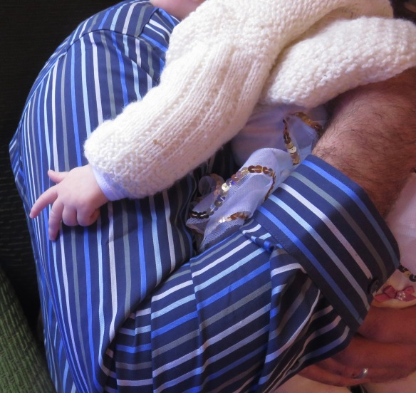 Poppy and Mat arms and hands