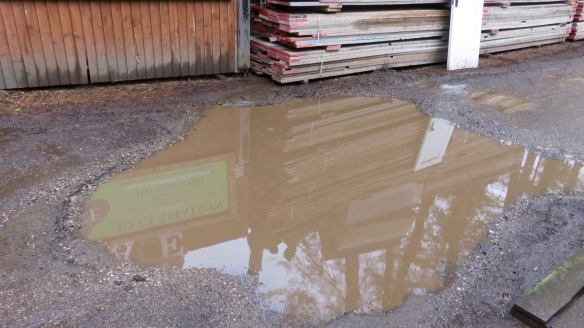 Puddle Ace Reclamation