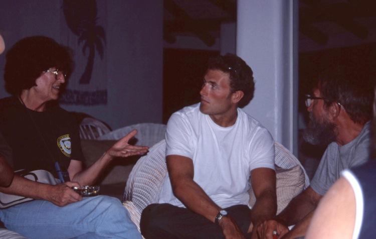 Sam, Pavel and Tatiana 3 5.04