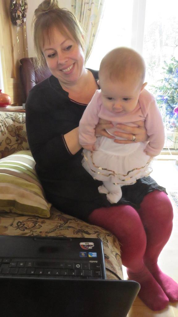 Tess and Poppy