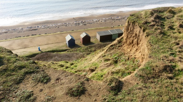 Cliff erosion 1