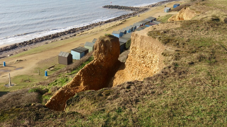 Cliff erosion 2